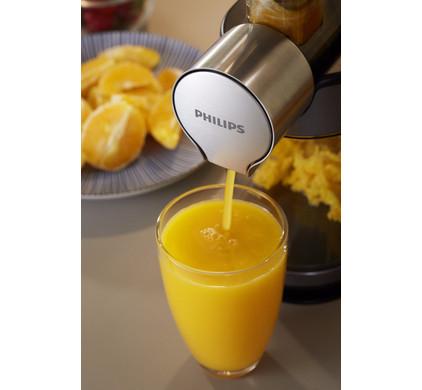 Philips Avance Masticating Juicer kraantje