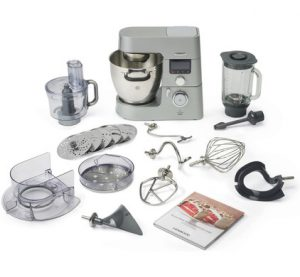 Kenwood Cooking Chef Gourmet KCC9060S accesoires