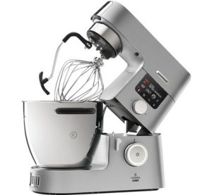 Kenwood Cooking Chef Gourmet KCC9060S open