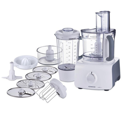 Kenwood Multipro Home FDP623WH foodprocessor accesoires