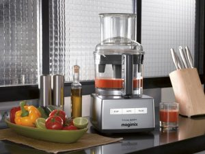 Magimix Cuisine Système 4200 XL in werking