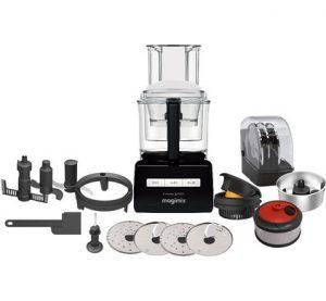 Magimix Cuisine Systeme 5200 XL zwart
