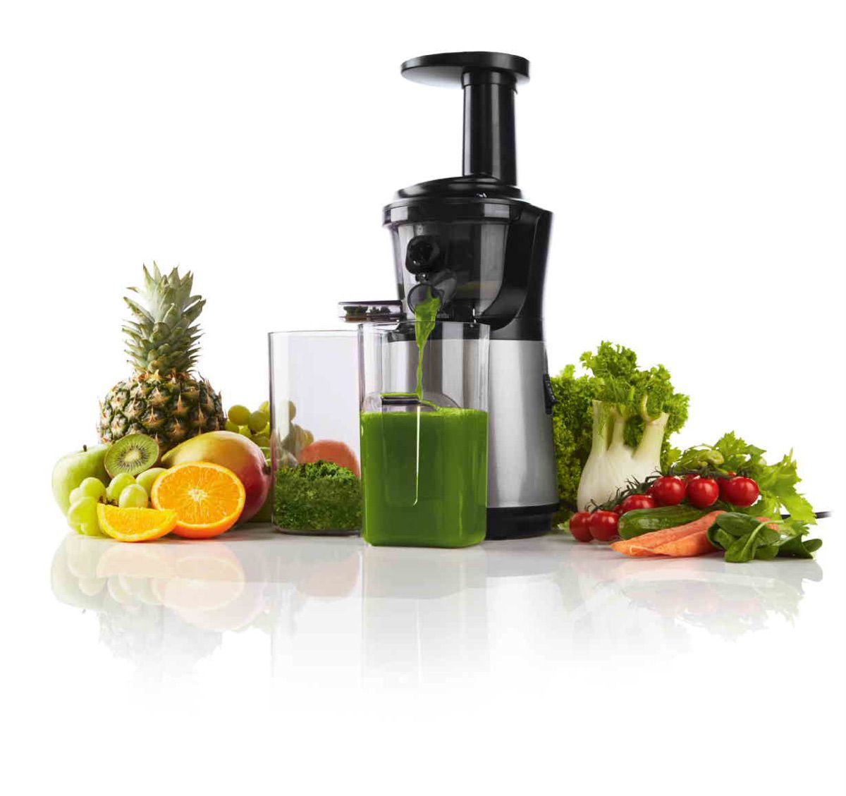Silvercrest slowjuicer