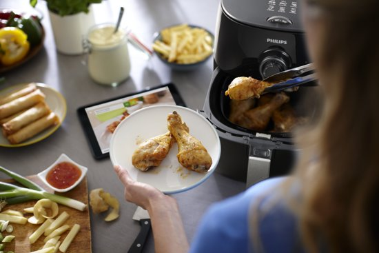 Philips Airfryer Compact kip