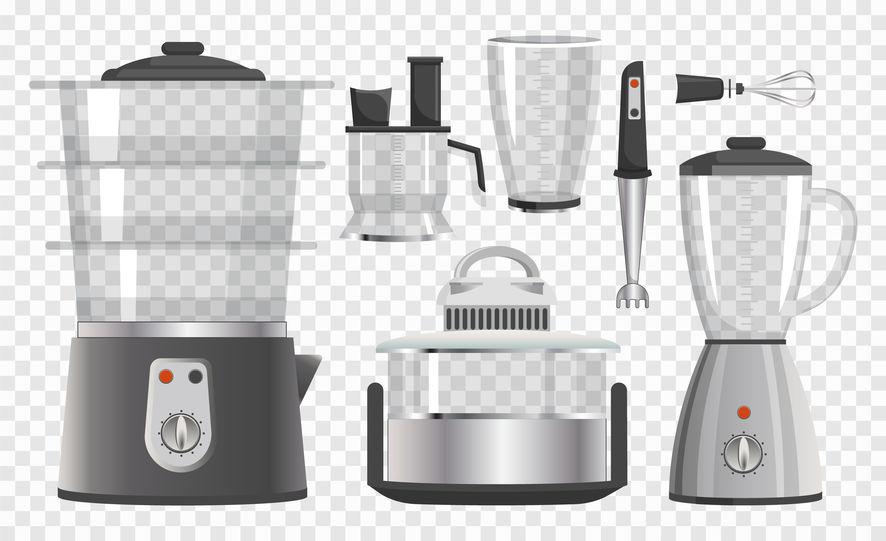 Wat is een keukenmachine