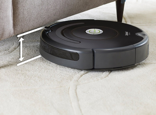 iRobot Roomba 671 laag design