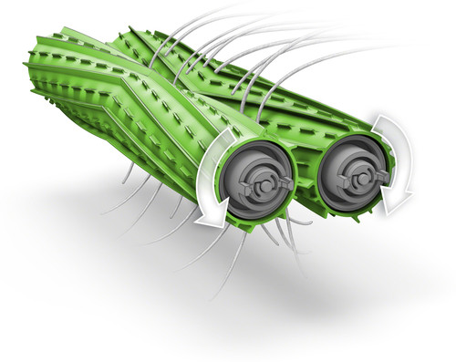 iRobot Roomba E5 rubberborstels