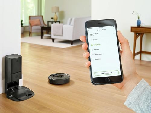 iRobot Roomba i7+ met app