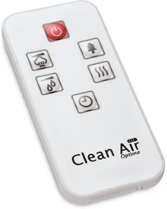 Clean air CA-604W afstandsbediening