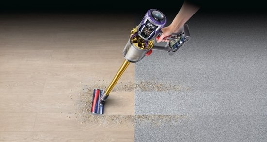 Dyson V11 Absolute Pro automatisch