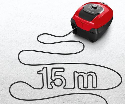 Bosch Serie 8 In'genius ProAnimal BGB8PET1 snoer