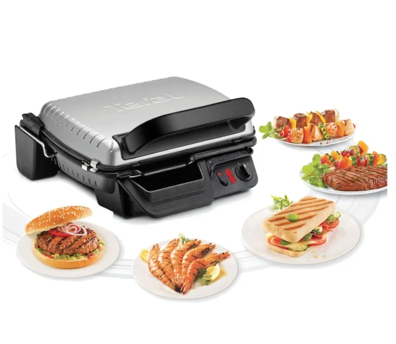Tefal contact grill gc3050